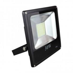 Foco Reflector Interior/Exterior Ultrafino Led 30w 12V / 24v