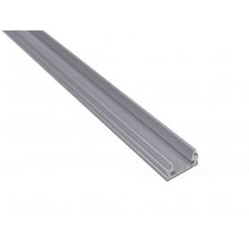 Perfil modelo ECO-SLIM (tiras de 8mm) barra de 2 metros
