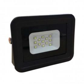 Foco tipo SLIM IP65 100º 10w 850 lm carcasa Negra