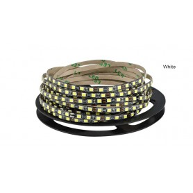 Tira de led 2835 12v 120 led / m 5 mm ancho. PCB negra.