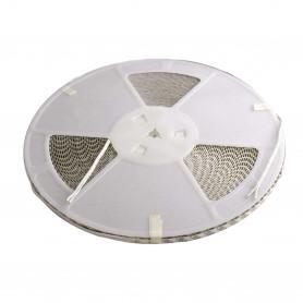 MEGARROLLO Tira de led 24v 50 metros continuos 5050 60 led/m Blanco Frio  / Blanco calido sin protección al agua