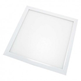 Panel de led 60x60 cm MARCO BLANCO 36w 2800lm
