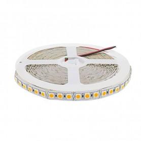 Tira de led flexible de 5 metros smd 5050 120 led m solo - Tiras led baratas ...