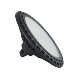 Campana proyector tipo UFO 160w 13500lm luz blanca IP65