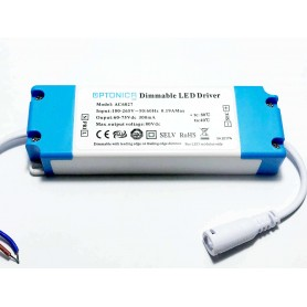 Driver REGULABLE para entre 20 y 30 w