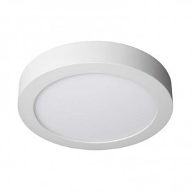 Downlight de superficie redondo 20w led 1640 lúmenes