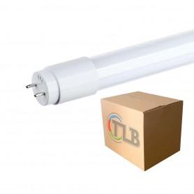 PACK de 25 tubos 9w 60 cm T8 Cristal