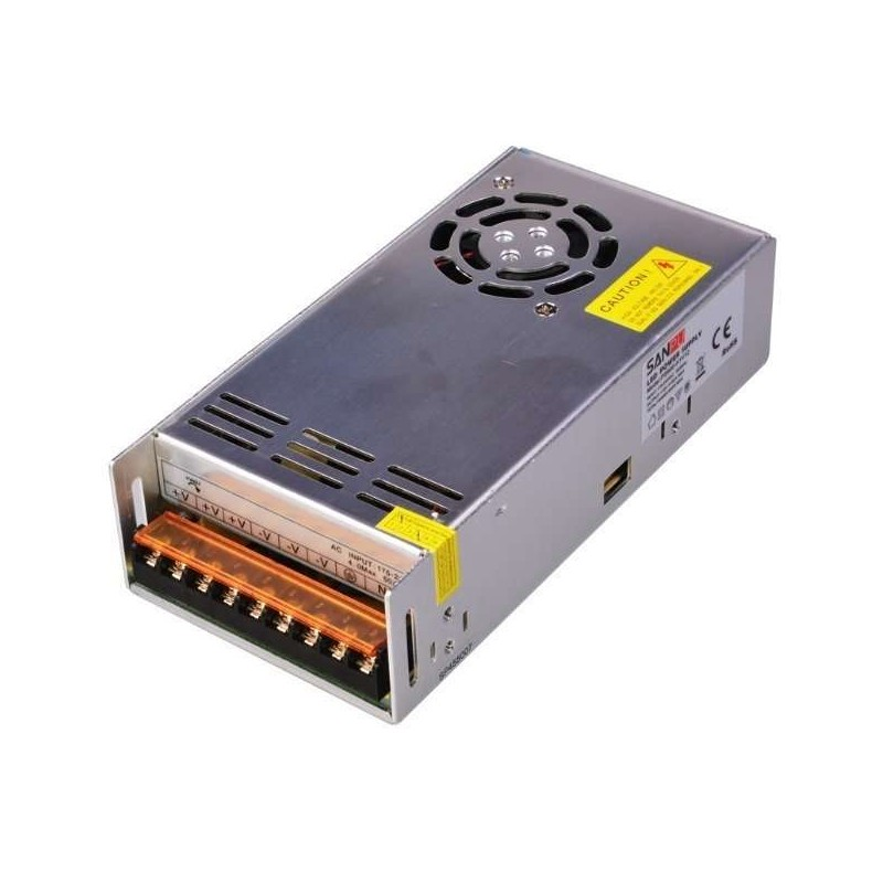 Fuente de alimentación SERIE BASIC para tiras de led 12V 41A 500W