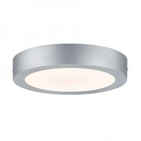 Downlight de superficie Redondo 25w PLATA (Blanco frio / Neutro / Calido)