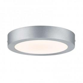 Downlight de superficie Redondo 25w PLATA (Blanco frio / Neutro / Calido)