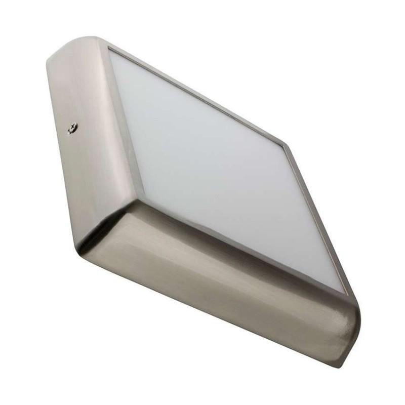 Downlight de superficie MODELO DESIGN Cuadrado 18w NIQUEL