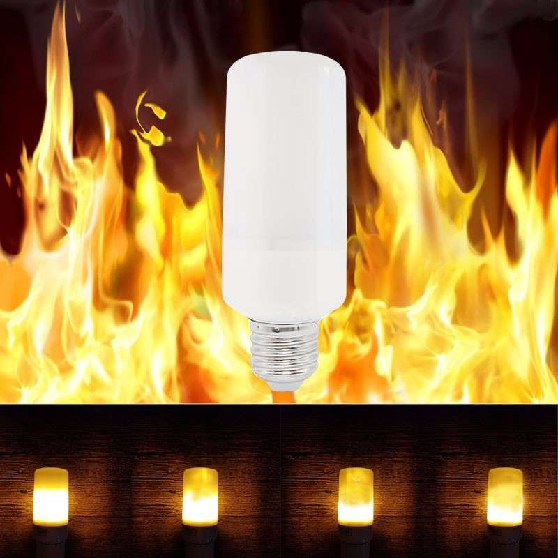 Bombilla LED efecto fuego 1800 / 2200k