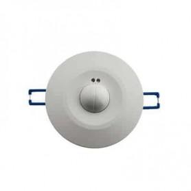 Sensor de movimiento empotrable PIR 360º 220v