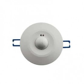 Sensor de movimiento empotrable pir 360 220v - Tlb iluminacion ...