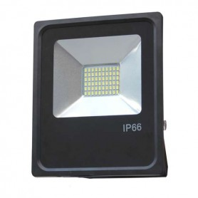 Foco Reflector LED SMD 10w color LUZ VERDE