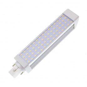 Lampara LED G24 12w 2 pin SMD 2835