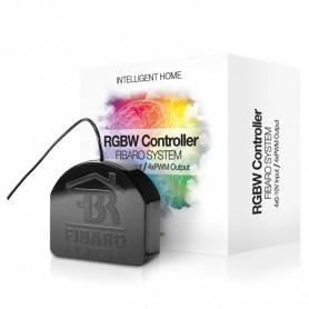 Módulo de control para tiras de led RGBW de Fibaro