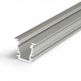 Perfil de aluminio Led DEEP barra de 2 metros