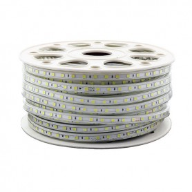 Tira de led 220VAC 5050 60 L/m (corte cada 50cm) por metro