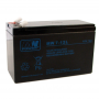 Bateria recargable AGM MW 12V 7Ah