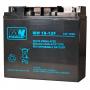 Bateria recargable AGM MW 12V 18Ah