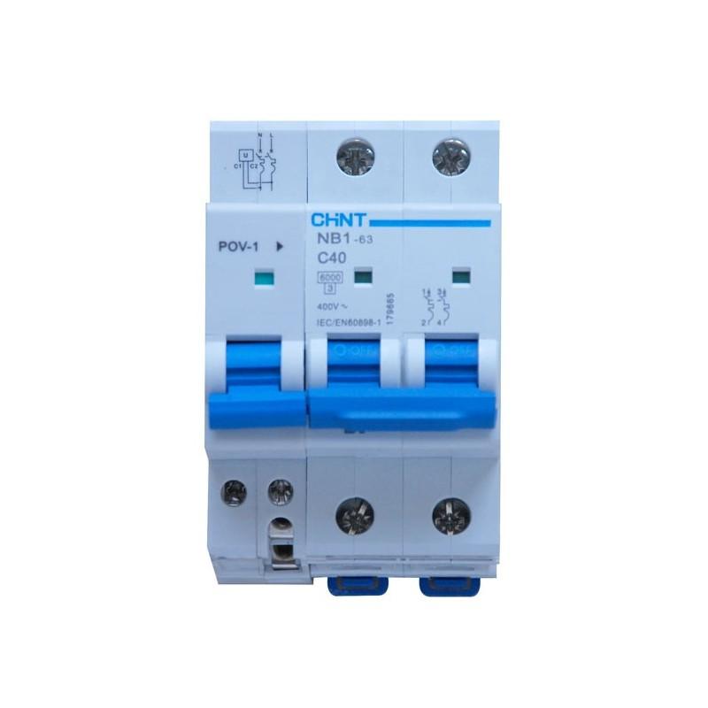 Protección sobretensión monofásico transitorio NU6III10385E