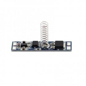 Dimmer touch para perfiles de aluminio 12-24v