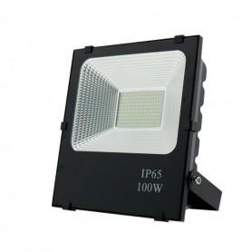 Foco Reflector LED SMD PRO 100w Protección IP65 blanco frio