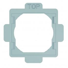 Kit de sellado IP44 para mecanismo Hager