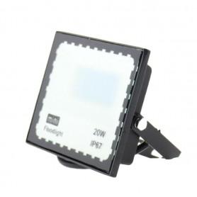 Foco proyector con LED SMD 20W Serie Mini