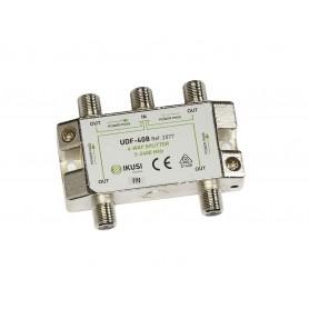 Distribuidor 1 entrada 4 salidas UDF-308 IKUSI