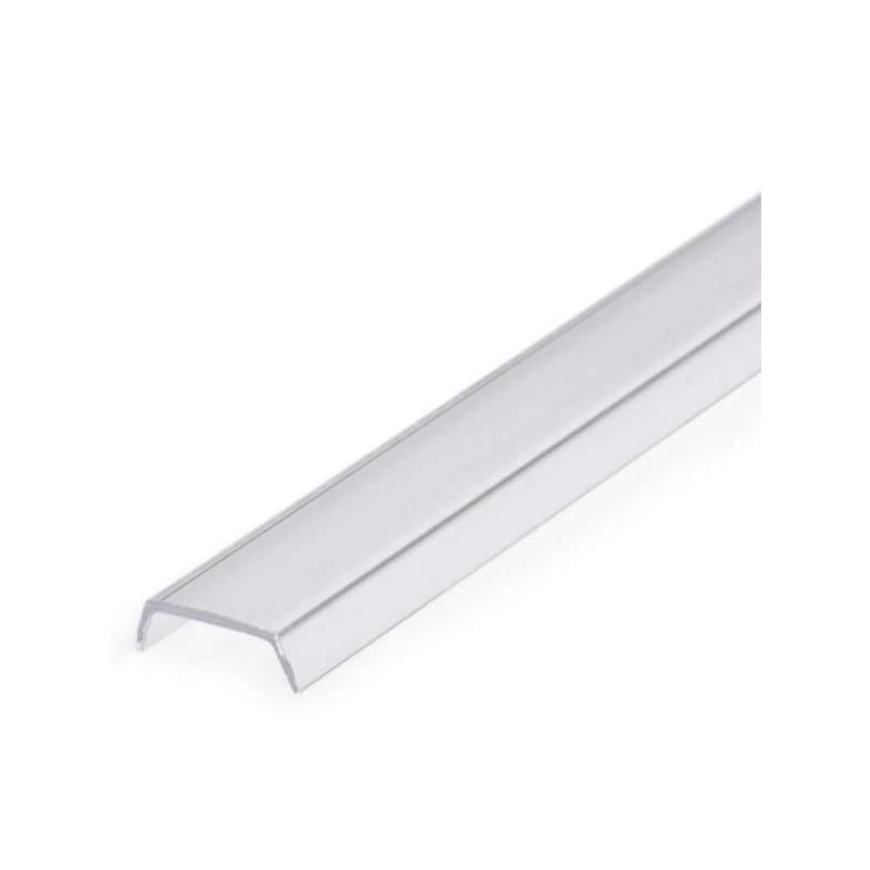 Difusor de 2 metros para perfil de aluminio TIPO BASIC
