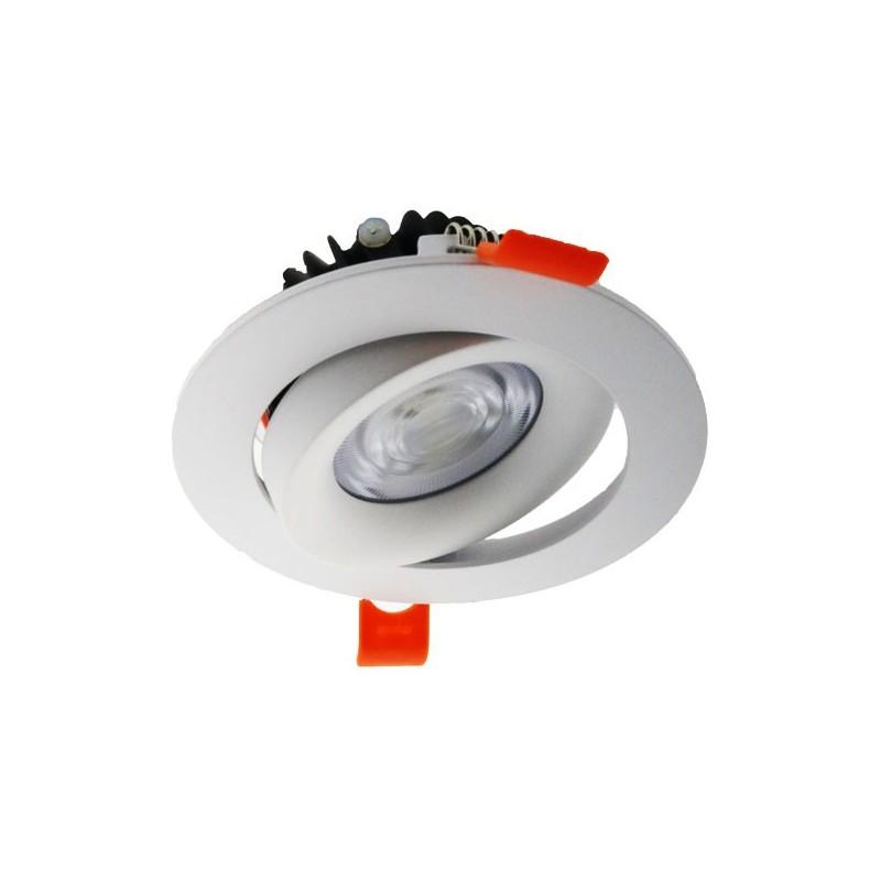 Foco downlight LED Serie O 10W