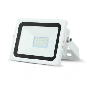 Foco LED Serie EVO, carcasa blanca 10w 800lm