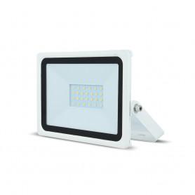 Foco LED Serie EVO, carcasa blanca 20w 1600lm
