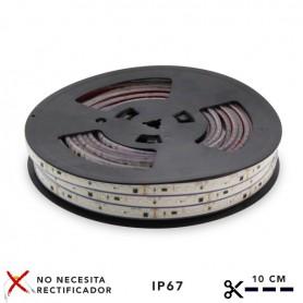 Tira de led Profesional directo a 220v AC corte cada 10cm