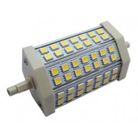 Lámpara LED R7S 260V 10W SMD 5050 42 led 950/1100 lm