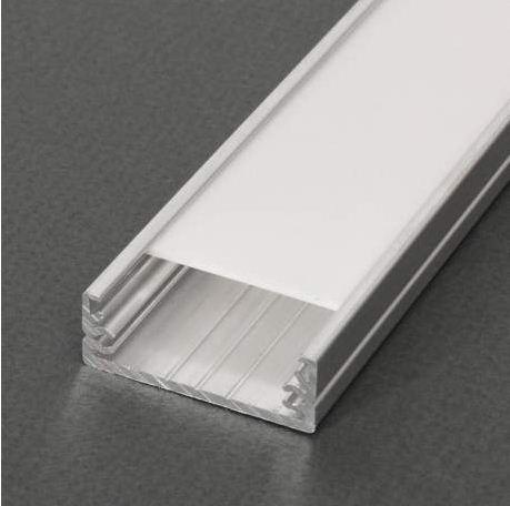 perfiles de aluminio para led tips decorativos para. Black Bedroom Furniture Sets. Home Design Ideas