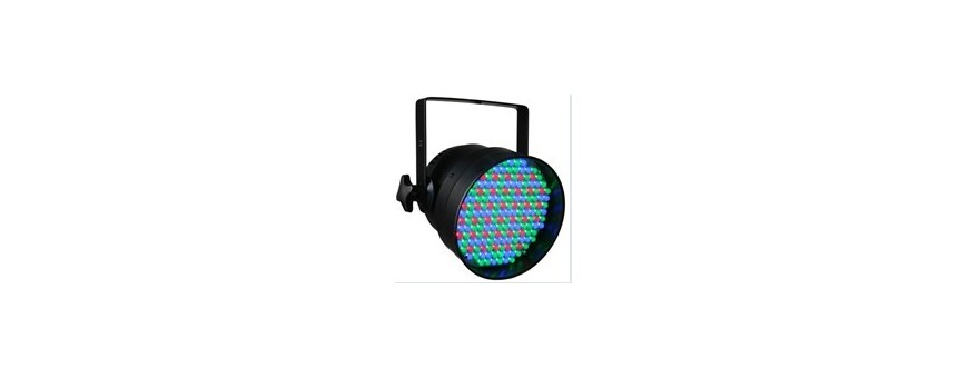 Lámpara Led RGB DMX