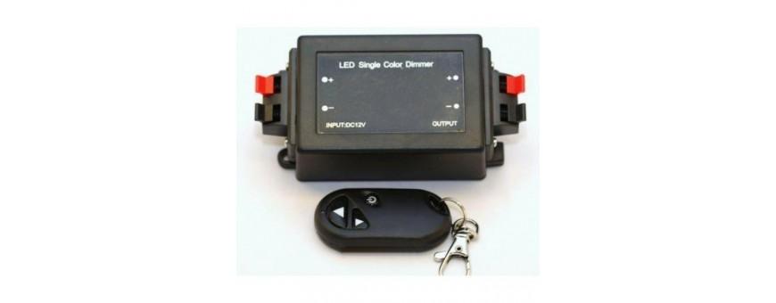 controlador para tiras de led, dimmer para led