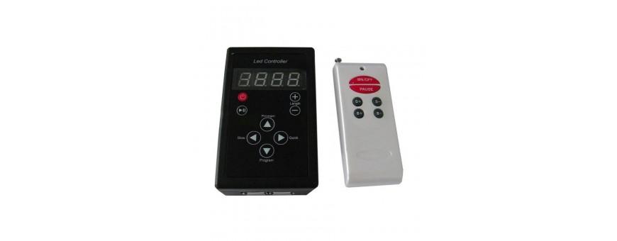controlador tiras de led digitales