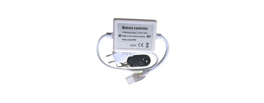 Controladores para tiras Led de 220V