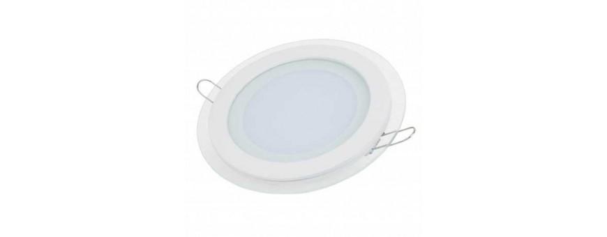 Downlight Circular cristal led alta potencia