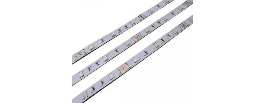 Rollos de 50 metros de tira RGB tipo 5050