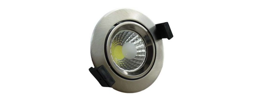 Downlight Serie O de tirasdeledbaratas.com. Esta gama da una gran luminosidad con un acabado impecable.