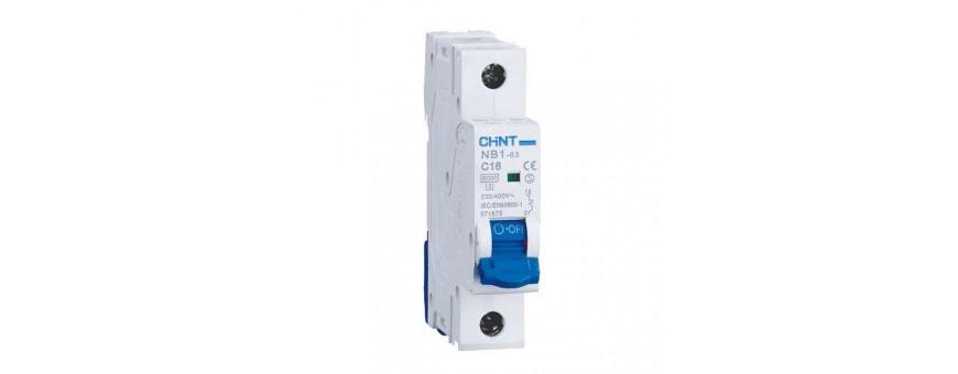 Elementos de protección para instalaciones electricas