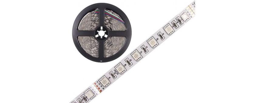 Rollos de tira de led de 50 metros continuos para grandes instalacione
