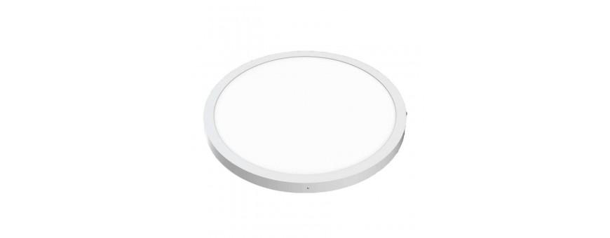 plafones de superficie LED serie BASIC