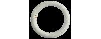 Tubo de led circular de alta calidad y bajo consumo,