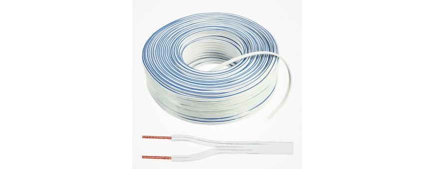 Cable paralelo de 2, 3 o mas hilos